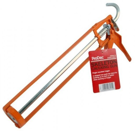 Skeleton Caulking Gun, 11 inch (275 mm)