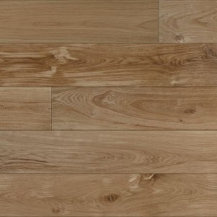 Kersaint Cobb Traditions Oak Natural Engineered Flooring, Rustic, Brushed, UV Oiled, 189x6x20 mm