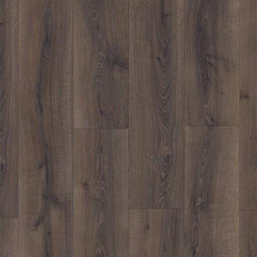 Quickstep Majestic Desert Oak Brushed Dark Brown Laminate Flooring