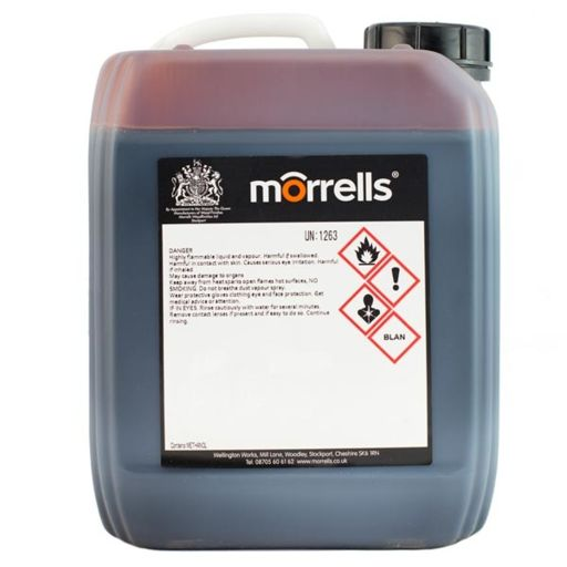 Morrells Light Fast Stain Brown Mahogany, 5L