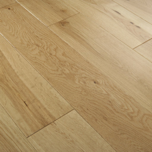 Tradition Engineered Oak Flooring Rustic, Brushed, Oiled, 180x3x14 mm
