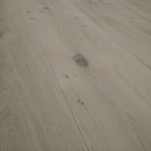 Tradition Unfinished Engineered Oak Flooring, Rustic, 220x6x20 mm