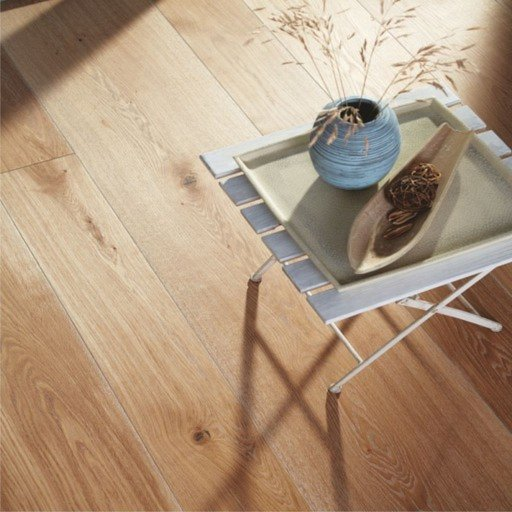 Boen Chaletino Oak Old Grey Engineered Flooring, Whitewashed, Brushed, Oiled, 20x300x2750 mm