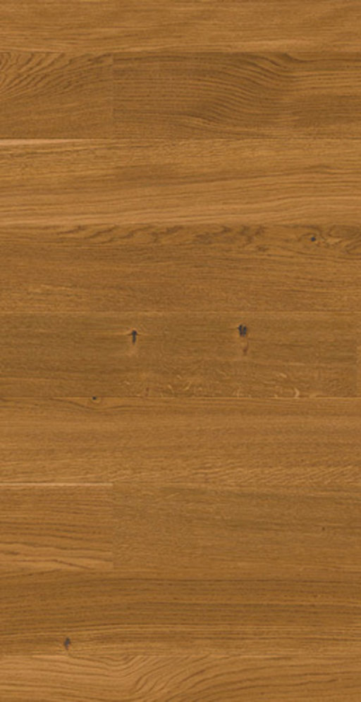 Boen Honey Oak Stonewashed Oak Flooring, Brushed, Oiled, Micro Bevel Edge, 138x3.5x14 mm
