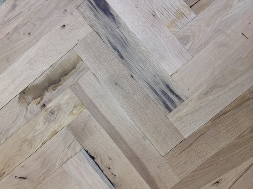 Oak Parquet Flooring Blocks, Rustic Extra, 70x280x20 mm