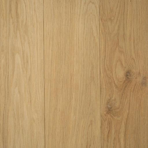 Tradition Unfinished Solid Oak Flooring, Rustic, 200x20 mm