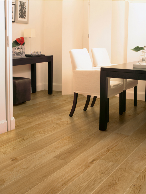 QuickStep Palazzo Natural Heritage Oak Engineered Flooring, Matt Lacquered, 190x3x14 mm