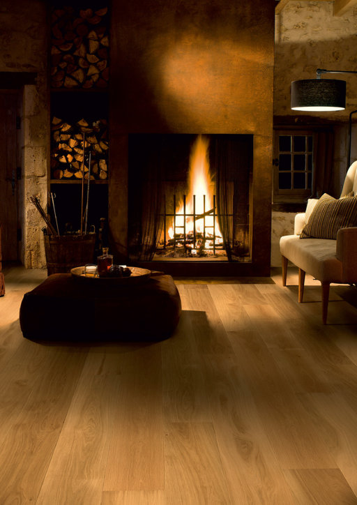 QuickStep Palazzo Honey Oak Engineered Flooring, Oiled, 190x3x14 mm