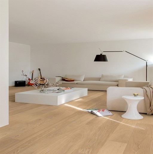 QuickStep Palazzo Refined Oak Engineered Flooring, Matt Lacquered, 1820 x 190 x 14 mm