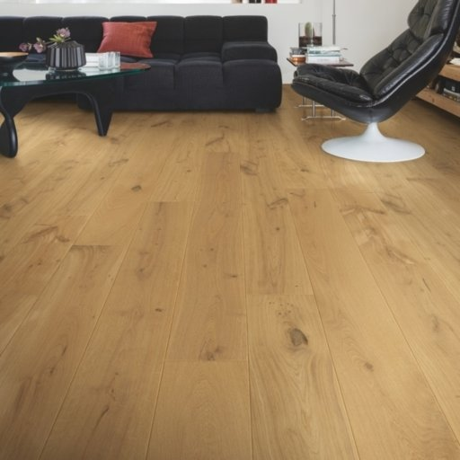 QuickStep Palazzo Sunset Oak Engineered Flooring, Extra Matt Lacquered, 1820x190x14 mm