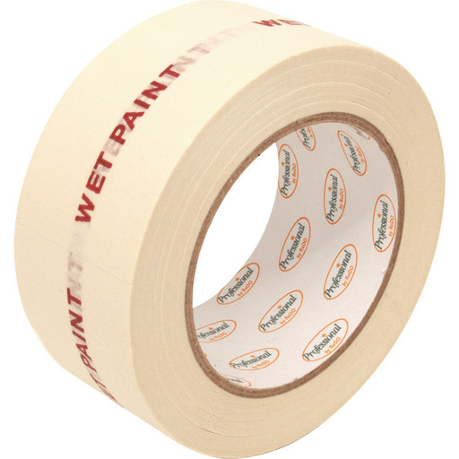 Low Tack Masking Tape, 38 mm, 50 m