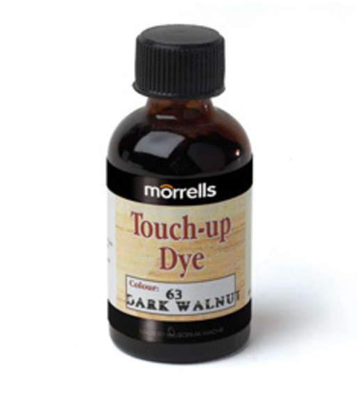 Morrells Touch-Up Dye, Black, 30 ml