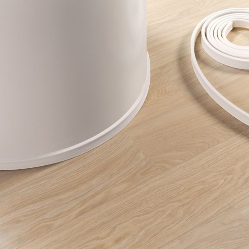 QuickStep Flexible Skirting, 40x14 mm, 7 m