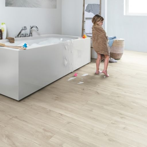 QuickStep Livyn Balance Rigid Click Plus Canyon Oak Beige Vinyl Flooring