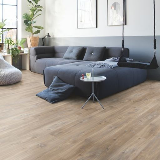 QuickStep Livyn Balance Rigid Click Plus Canyon Oak Brown Vinyl Flooring