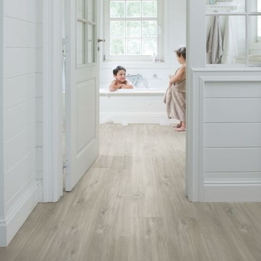 QuickStep Livyn Balance Rigid Click Plus Canyon Oak Grey with Saw Cuts Vinyl Flooring