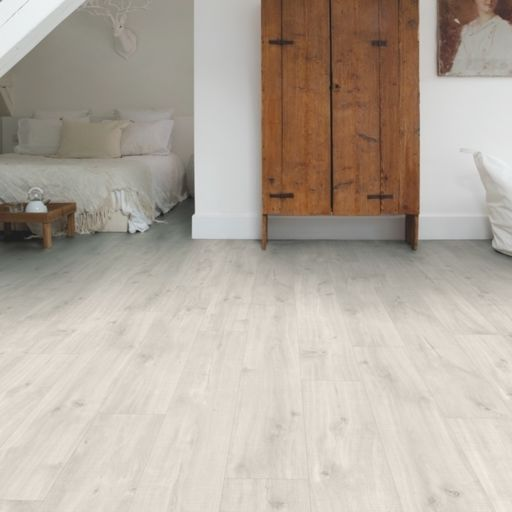 QuickStep Livyn Balance Rigid Click Plus Canyon Oak Light with Saw Cuts Vinyl Flooring