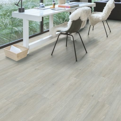 QuickStep Livyn Balance Rigid Click Plus Silk Oak Light Vinyl Flooring