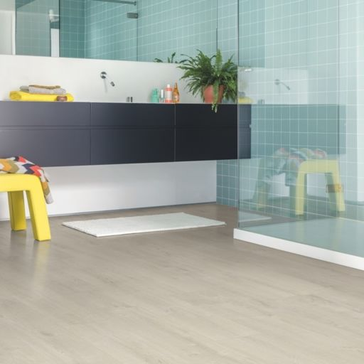 QuickStep Livyn Balance Rigid Click Plus Velvet Oak Light Vinyl Flooring