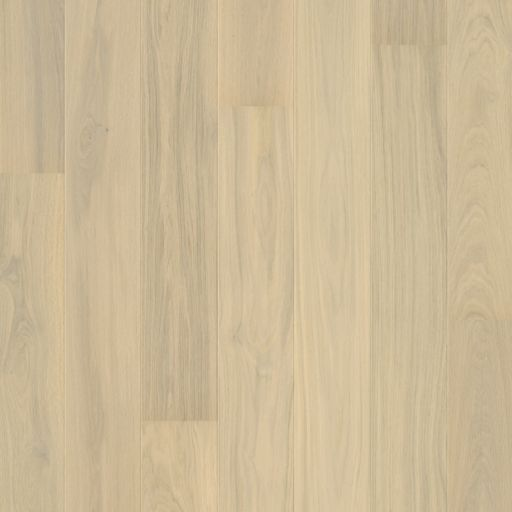 QuickStep Palazzo Lily White Oak Engineered Flooring, Brushed, Extra Matt Lacquered, 190x14x1820 mm