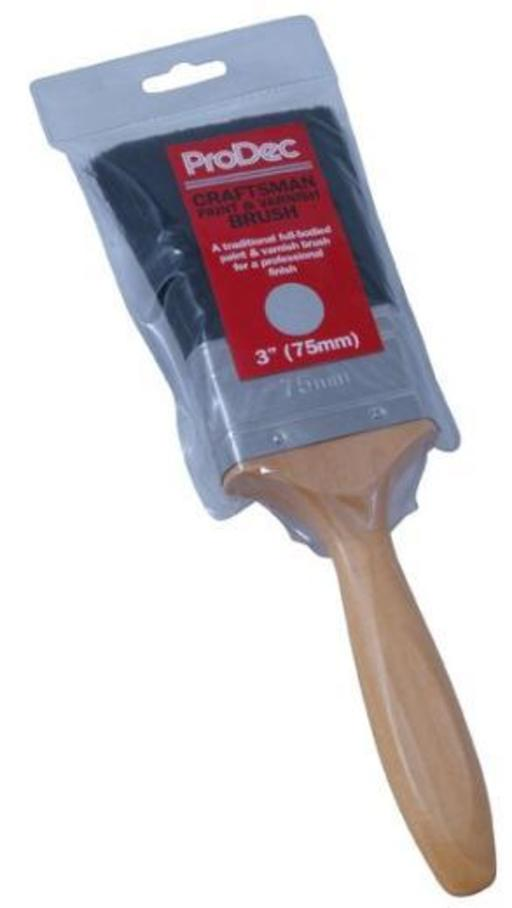 Craftsman Paint Brush, 3 inch