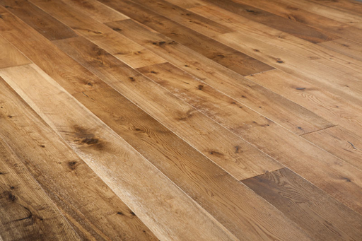Xylo Engineered Oak Flooring, Rustic, UV Oiled, 190x3x14 mm