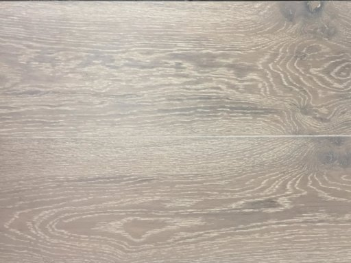 Xylo Engineered Polar White Oak Flooring, Rustic, Brushed, UV Oiled, 190x3x14 mm