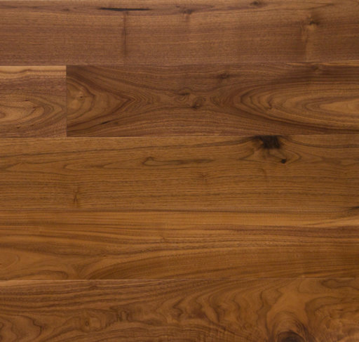 Xylo American Walnut Engineered Flooring, Rustic, UV Oiled, 14x3x190 mm