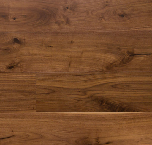 Xylo American Walnut Engineered Flooring, Rustic, UV Lacquered, 14x3x190 mm