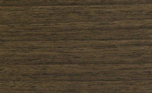 HDF Dark Walnut Scotia Beading For Laminate Floors 18x18 Mm 24 M