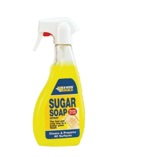 Sugar Soap Trigger Spray, 500 ml