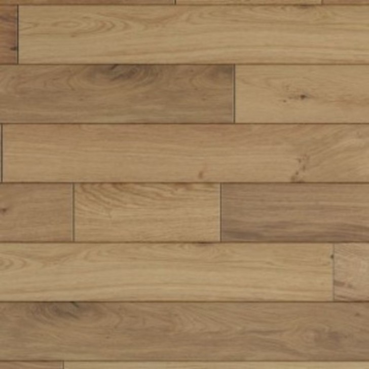 Kersaint Cobb Natural Oak Slim Engineered Flooring, Lacquered, 125x3x14 mm