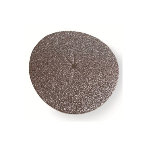Starcke Sanding Disc, 24G, 150 mm, 1 Hole, Velcro