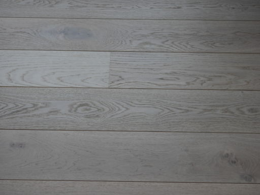Tradition Engineered Raw Oak Flooring, Rustic, Lightly Brushed, Invisible Finish, 1900x20/6x190 mm