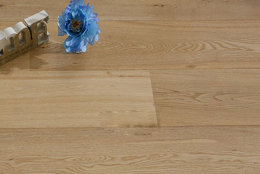 Tradition Oak Engineered Flooring, Rustic, Brushed, Matt Lacquered, 190x3x15 mm