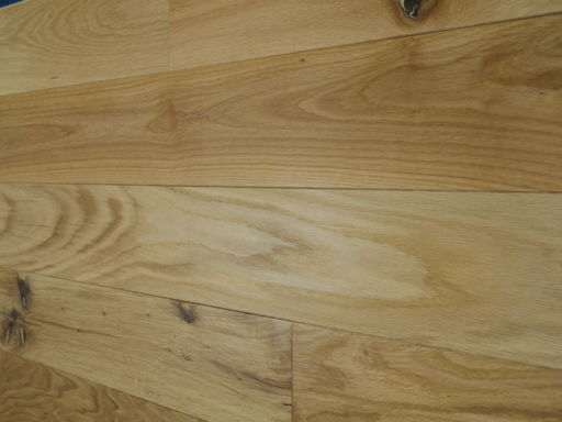 Tradition Solid Oak Flooring, Rustic, UV Oiled, 120x20x1800 mm