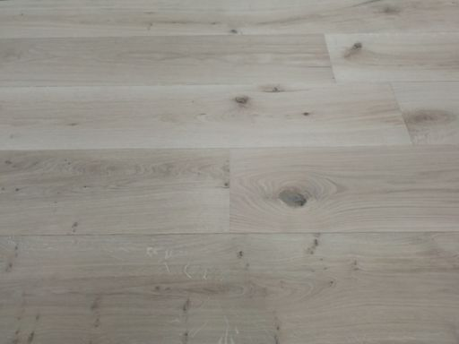Tradition Unfinished Engineered Oak Flooring, Rustic, 190x14x1900 mm