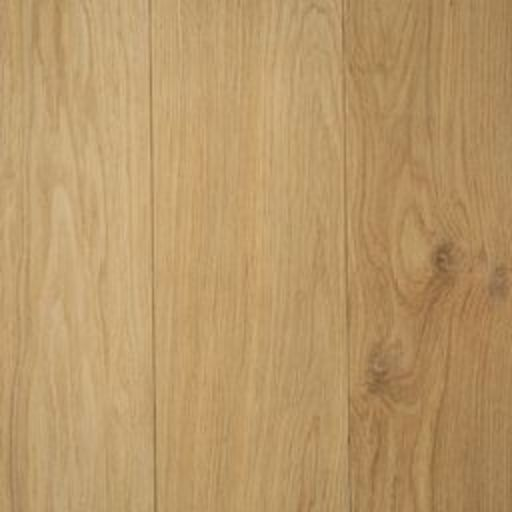 Tradition Unfinished Engineered Oak Flooring, Rustic, 2200x20/6x260 mm