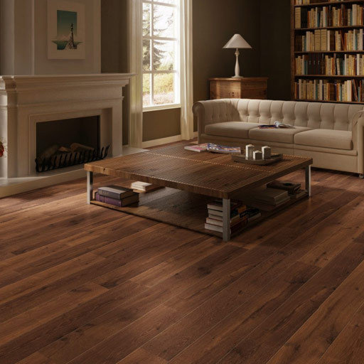 Quickstep Eligna Oiled Walnut Planks Laminate Flooring 8 Mm