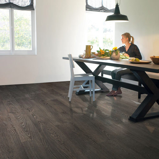 QuickStep ELITE Old Oak Grey Planks Laminate Flooring 8 mm