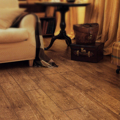 QuickStep PERSPECTIVE Antique Oak Planks 4v-groove Laminate Flooring 9.5 mm