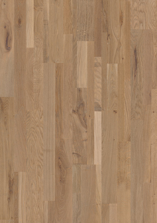 QuickStep Variano Champagne Brut Oak Engineered Flooring, Oiled, Multi-Strip, 190x3x14 mm