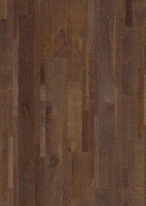 QuickStep Variano Espresso Blend Oak Engineered Flooring, Oiled, Multi-Strip, 190x3x14 mm