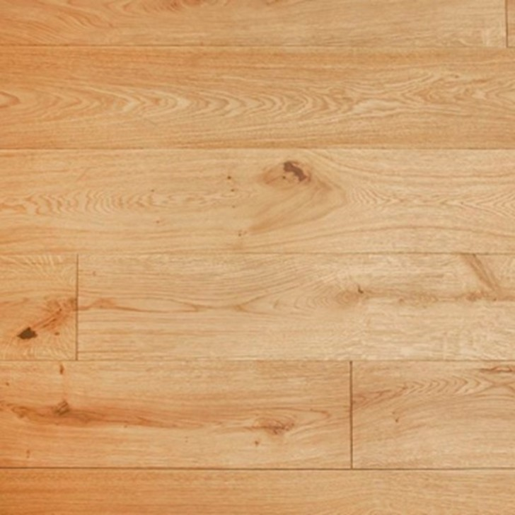 Kersaint Cobb Vie Maison Rustique Naturelle Engineered Oak Flooring, Lacquered, 190x4x18 mm