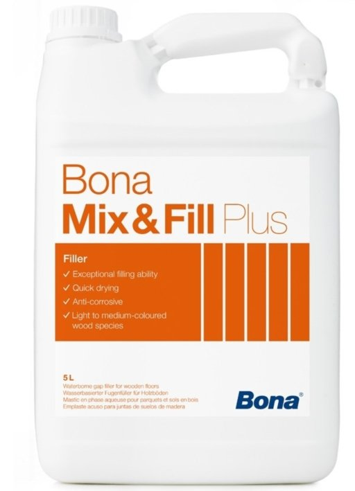Bona Mix&Fill Plus Joint Filler, 5L