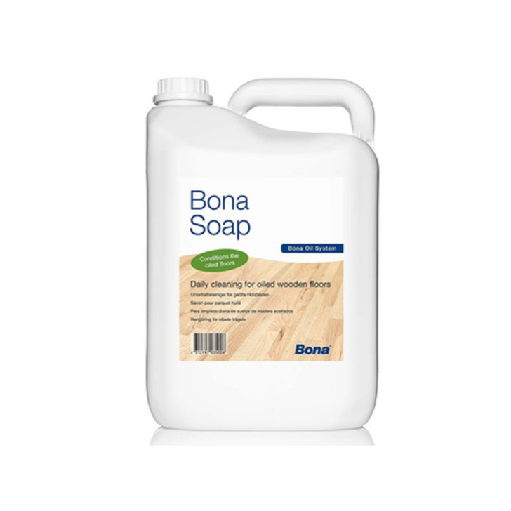 Bona Soap (Cleaner for Oiled Floors), 5L