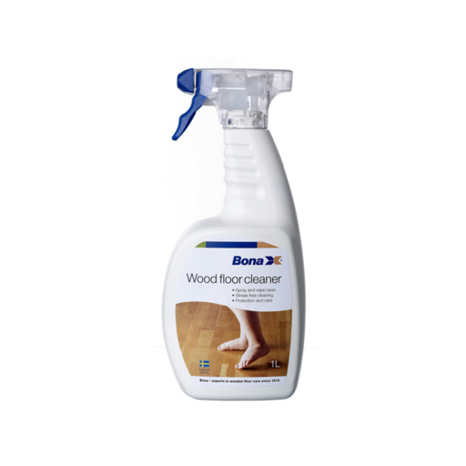 Bona Wood Floor Cleaner, Spray 1L