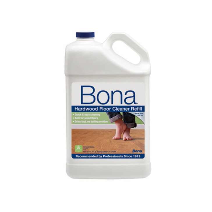 Bona Wood Floor Cleaner Refill, 4L