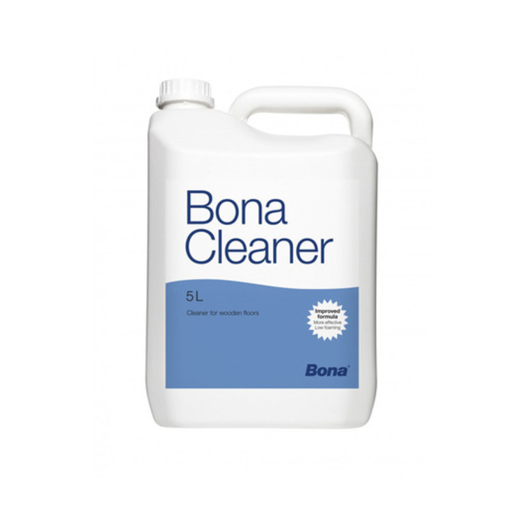 Bona cleaner 5l bona for Wood floor cleaner bona