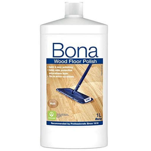 Bona Wood Floor Polish, Matt, 1L
